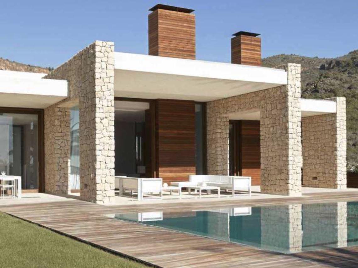 Casas minimalistas del 2017 for Casa minimalista villahermosa