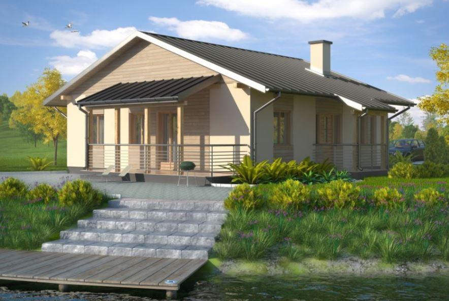 Colores de fachadas de casas rusticas top ideas para - Colores para fachadas rusticas ...