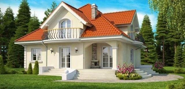 Fachada de casa clasica - Casas clasicas modernas ...