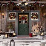 Decoración de navidad para exteriores