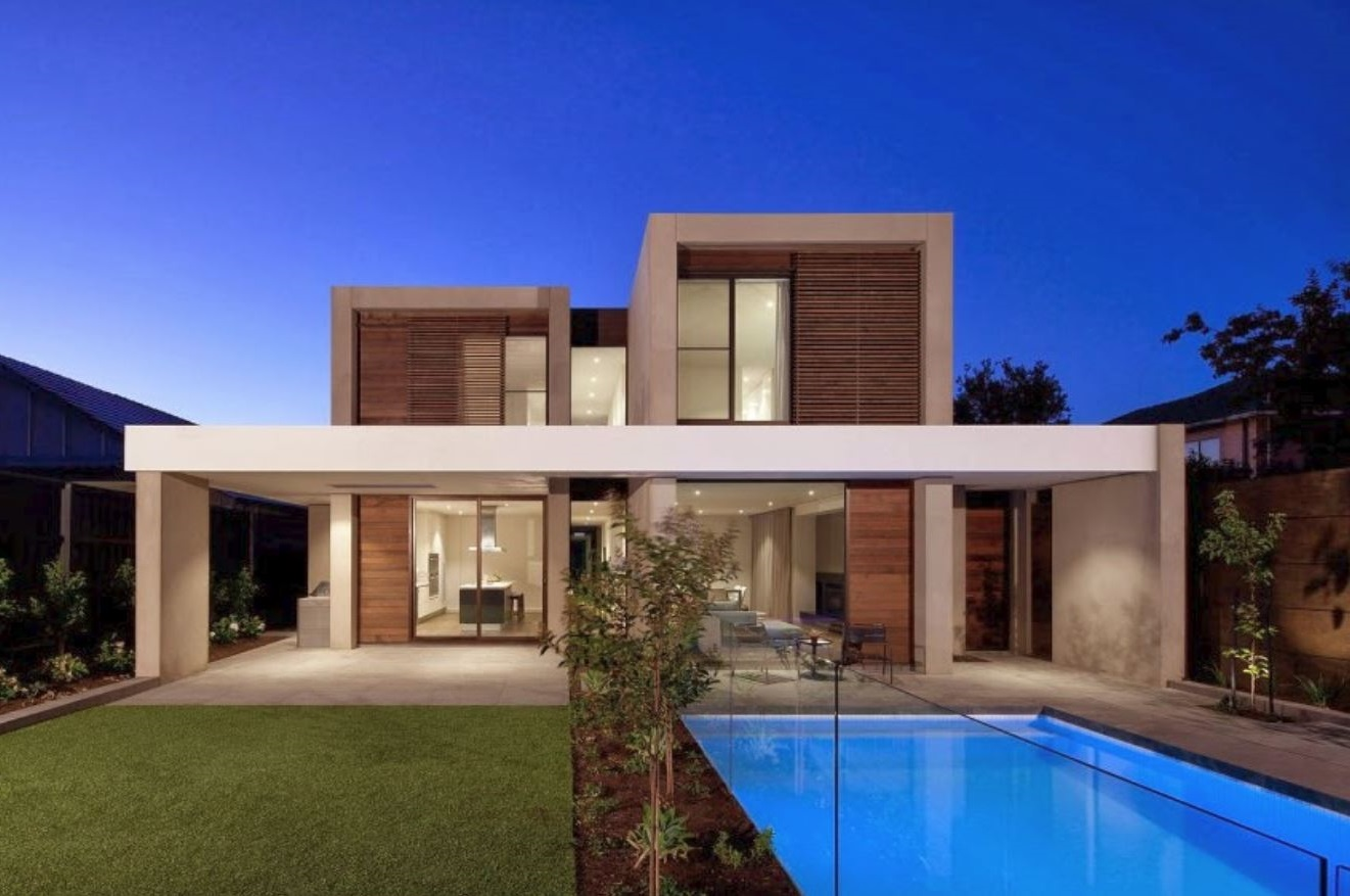 Fachadas para construir - Modelos de casas de planta baja ...