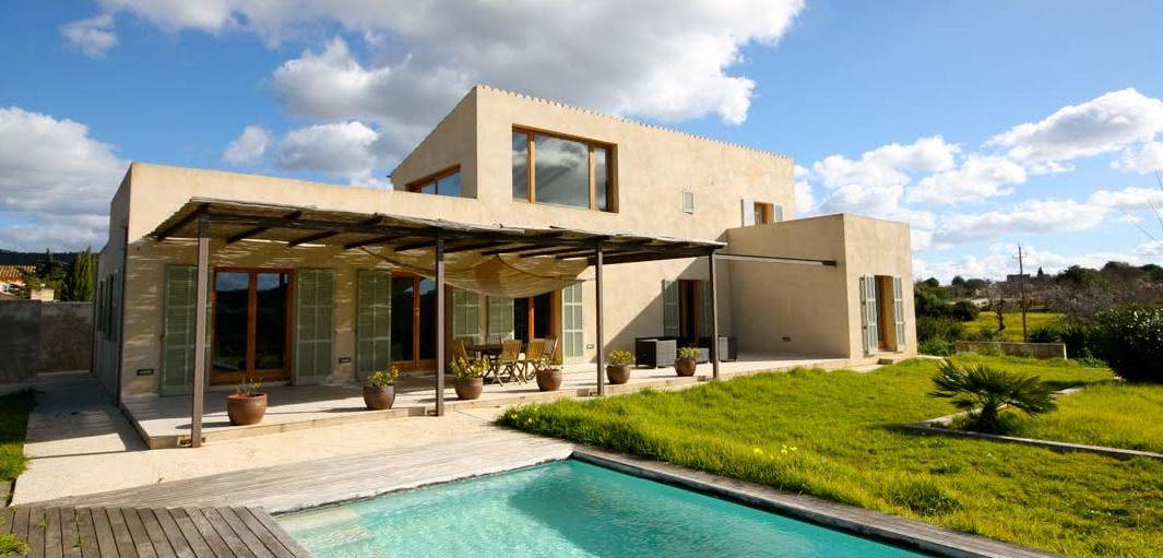Fachadas de casas modernas con pileta for Diseno piscinas modernas colombia