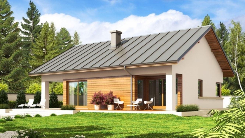 5 fachadas de casas modernas 2018 for Modelos de patios de casa