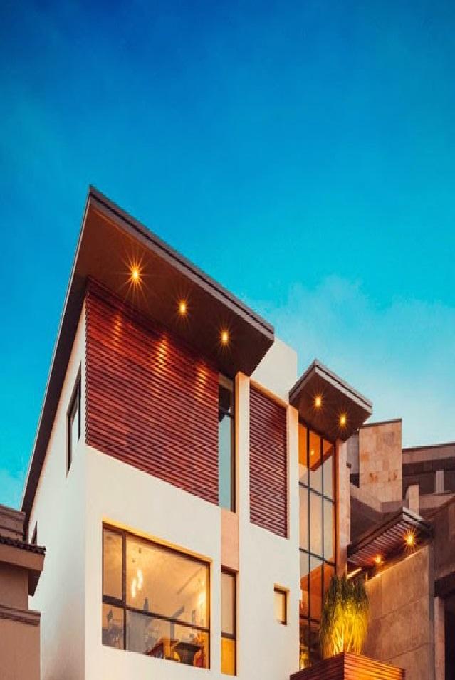 Modelo de casas de un piso stunning casa minimalista for Modelo de casa 3 pisos