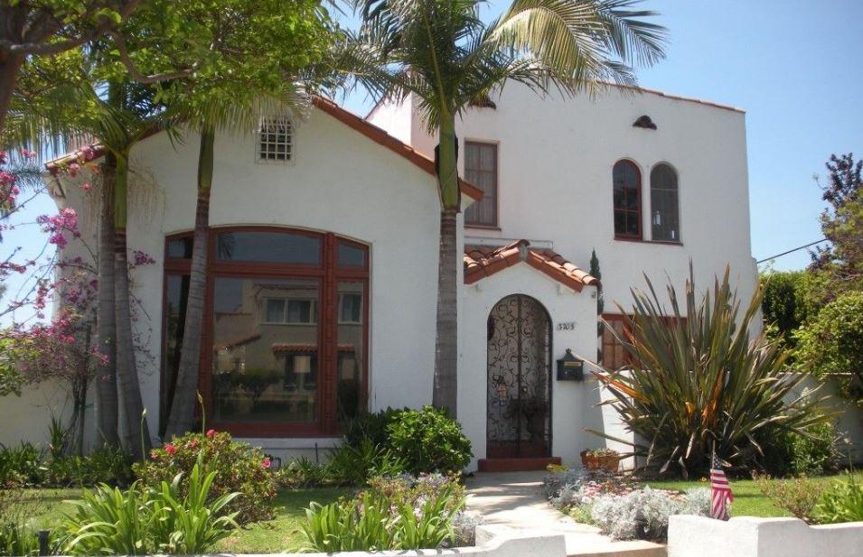 5 Fachadas De Casas Coloniales