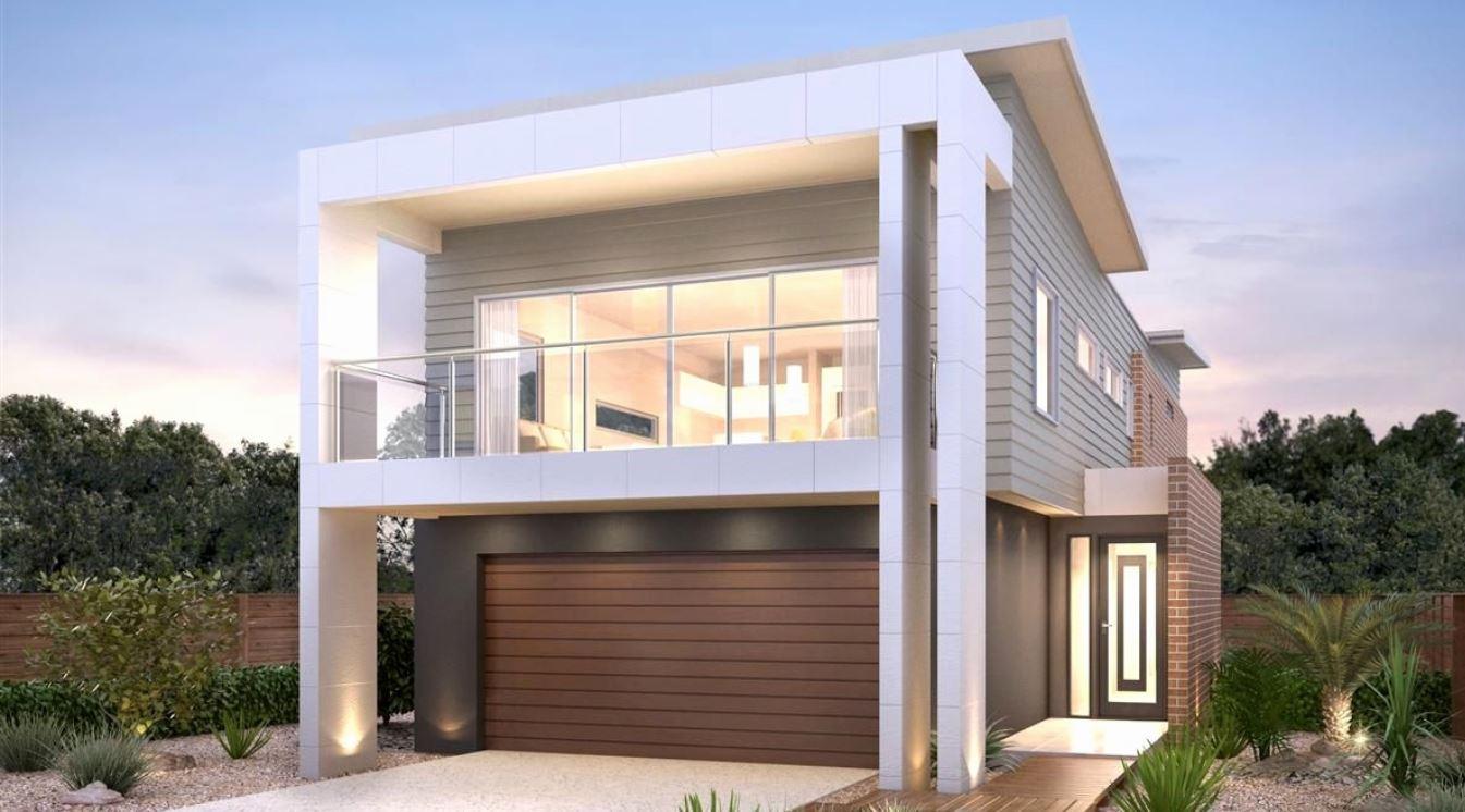 10 fachadas de casas de 2 pisos 2018 que te van a sorprender for Disenos de fachadas de casas de dos pisos modernas
