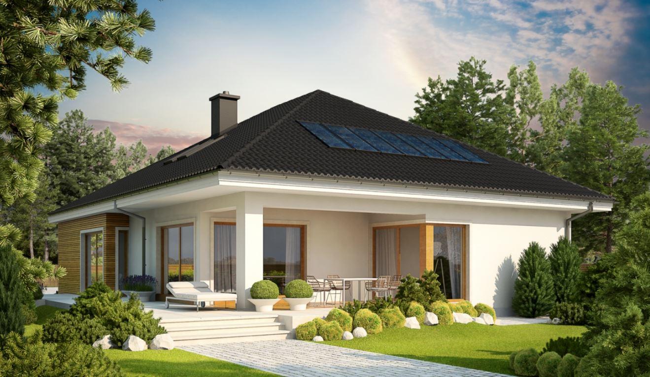 Fachadas modernas for Fachadas de casas modernas en la ciudad
