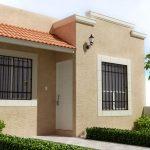 3 Casas coloniales modernas sencillas