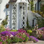 Como decorar el jardin del frente de mi casa