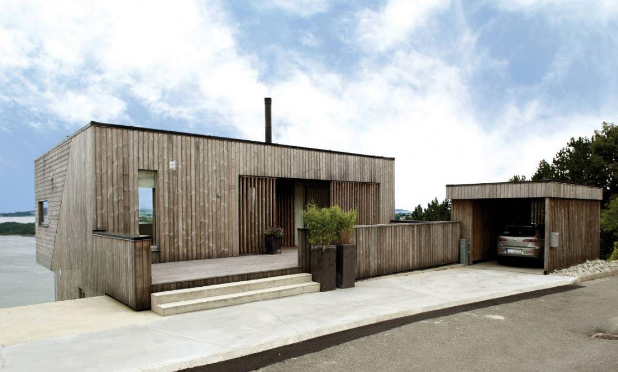 10 ideas para entradas de garaje for Garaje de ideas