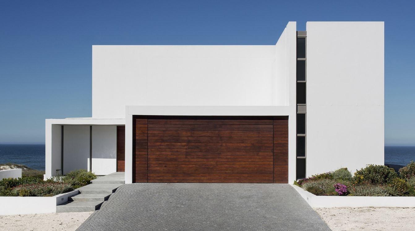 Fachadas de casas fachadas de casas modernas y bonitas for Materiales para techos de casas