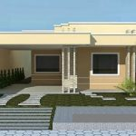 Casas de techo plano