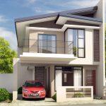 20 Fachadas de casas bonitas de dos pisos