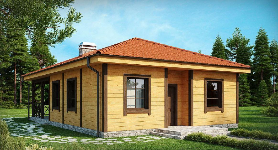 Casas de madera econ micas - Casitas pequenas de madera ...