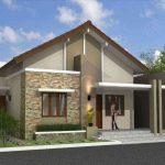 10 Fachadas de casas simples