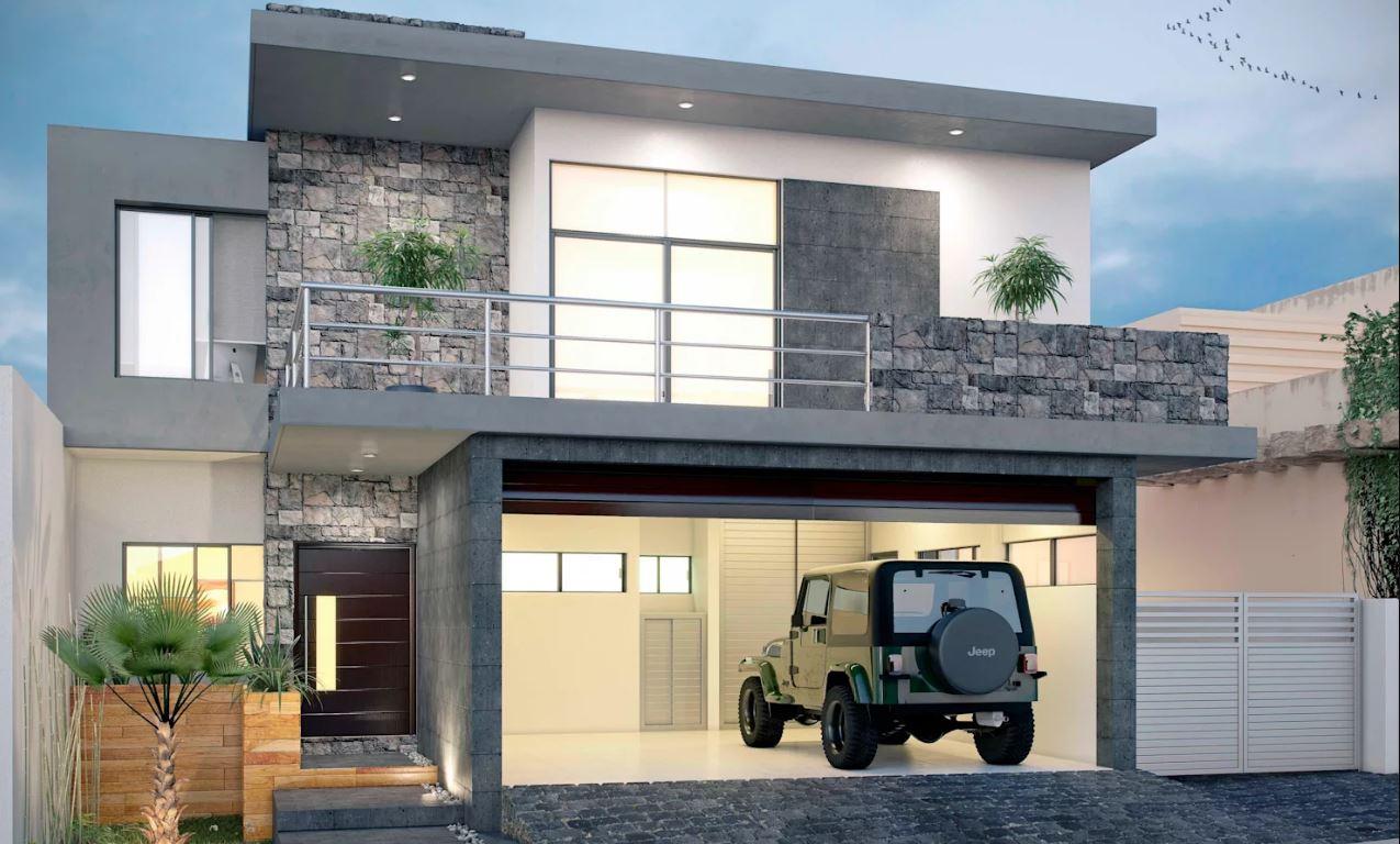 Casas Con Balcón Terraza
