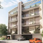 10 Fachadas para edificios de departamentos modernos